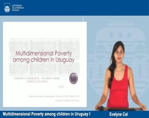 Multi poverty among children in Uruguay - Parte I