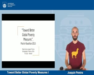 Toward Better Global Poverty Measures - Parte I