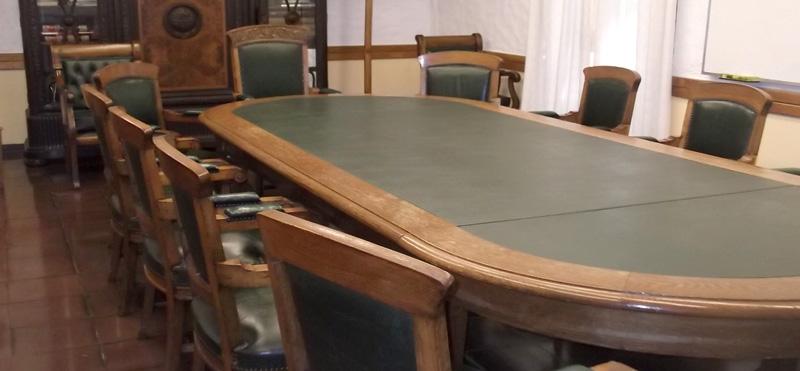 sala de consejo fcea udelar